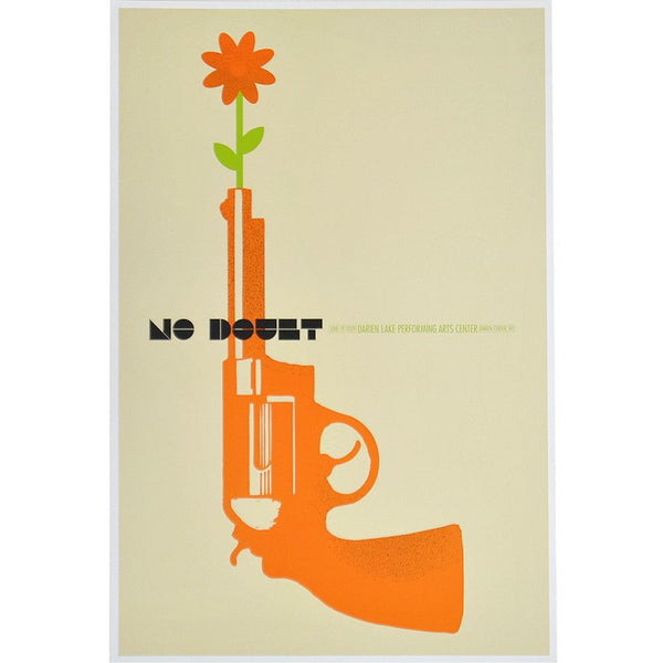 New York Show Poster - No Doubt Online Store