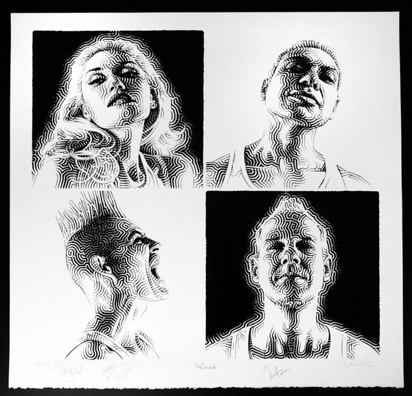 Push and Shove Signed Album Art Print - No Doubt Online Store