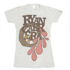 Ryan Cabrera Moon Doodle Girls T-shirt