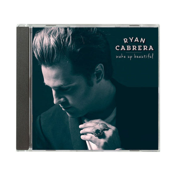 Ryan Cabrera Wake Up Beautiful CD