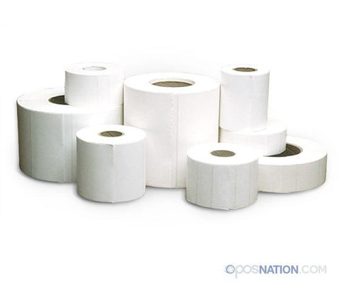 Roll of Labels | 4 in. x 2.5 in. DT