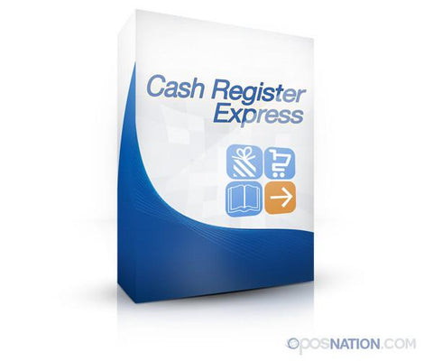 Cash Register Express (CRE) | Enterprise License
