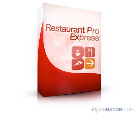 Restaurant Pro Express (RPE) | Enterprise License