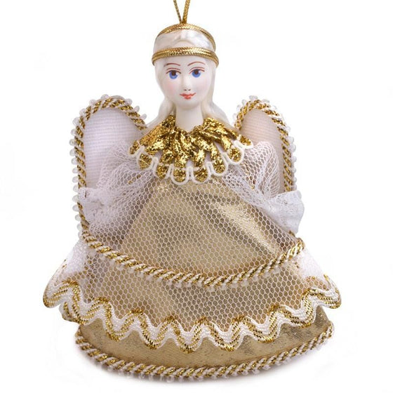 "Collectible Ornament ""Gold Angel"""
