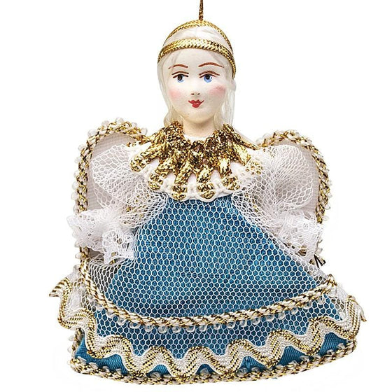 "Collectible Ornament ""Blue Angel"""