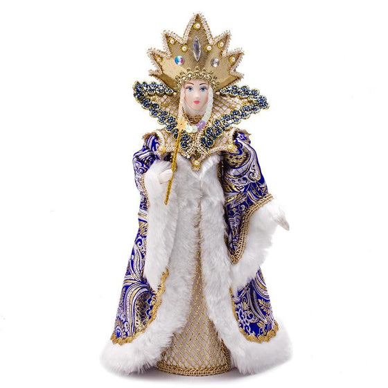 "Collectible Doll ""Snow Queen"""