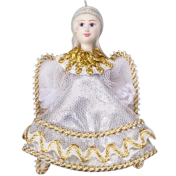 "Collectible Ornament ""White Angel"""