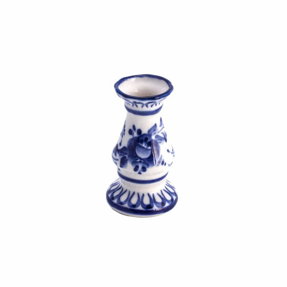 Porcelain Candle Stand: Small