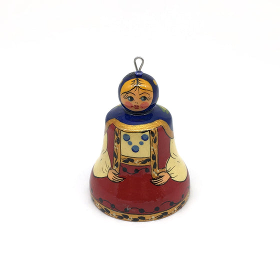 "Bell Ornament ""Masha"""