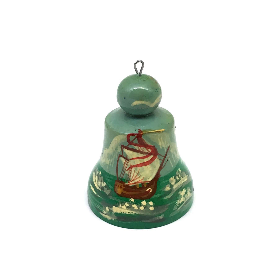 "Bell Ornament ""Arctic Sea"""