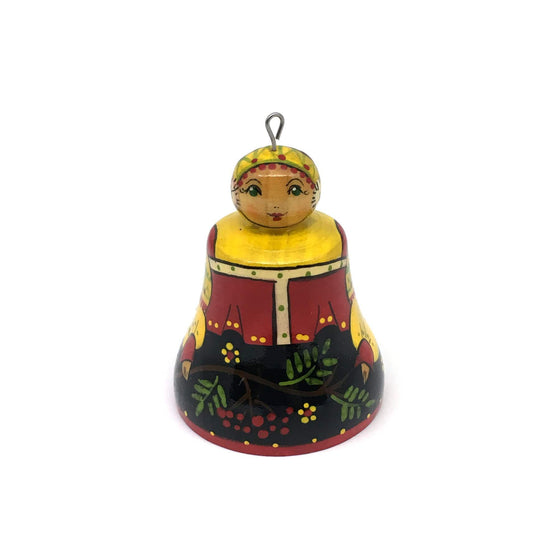 "Bell Ornament ""Olya"""
