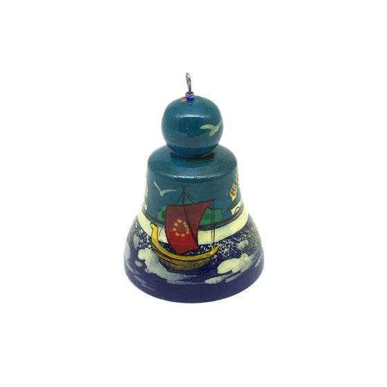 "Bell Ornament ""Black Sea"""