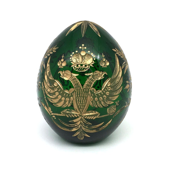 Crystal Egg: Green