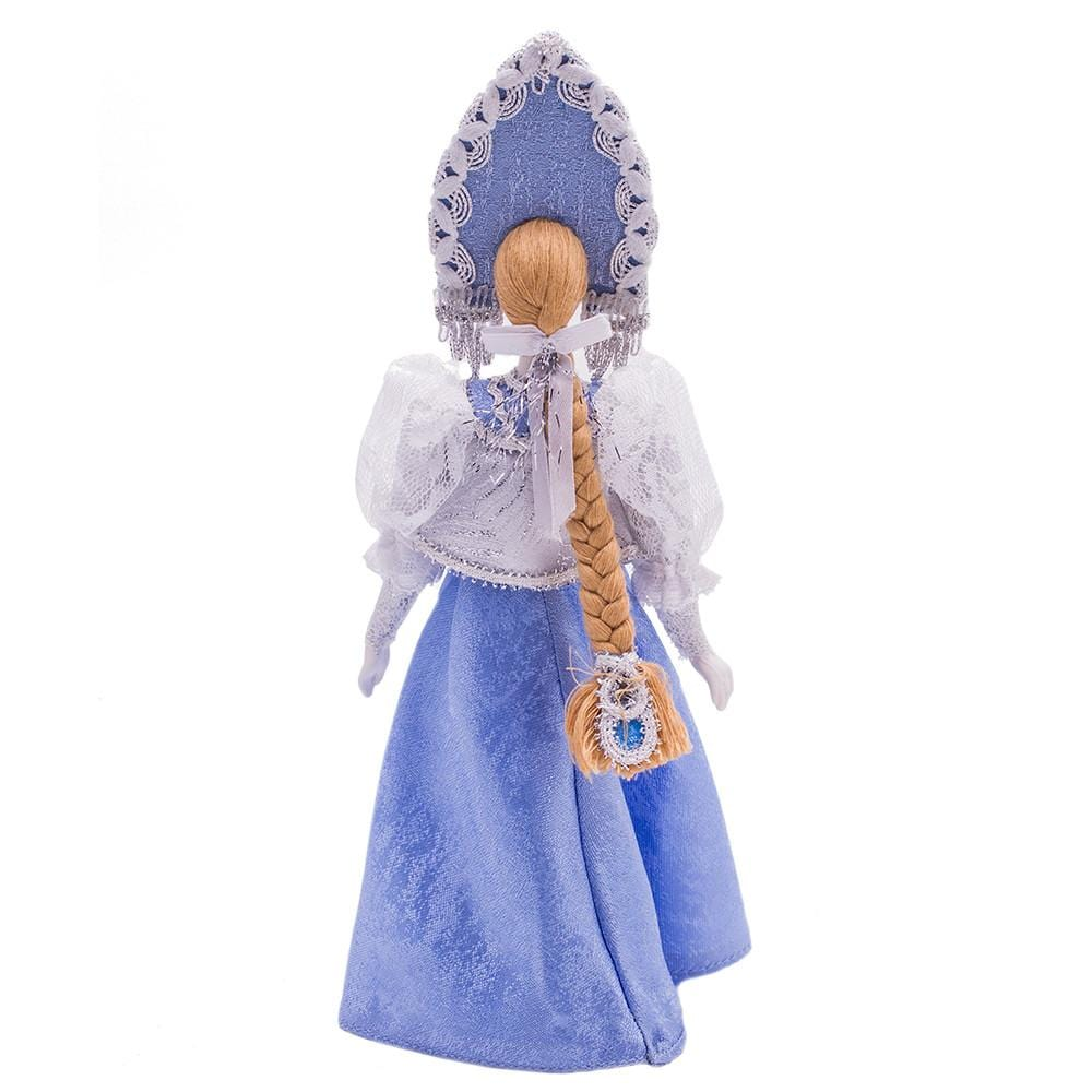 "Collectible Doll ""Snow Maiden"""