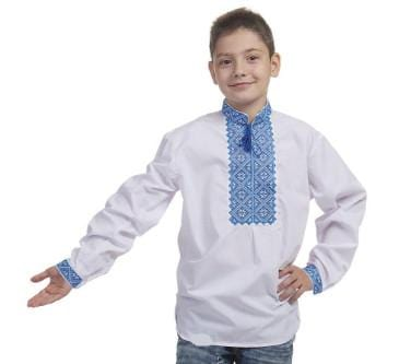 Russian Costume: Boys Shirt