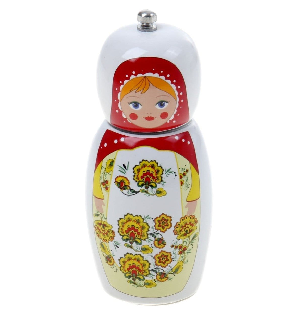 Matryoshka Pepper Mill