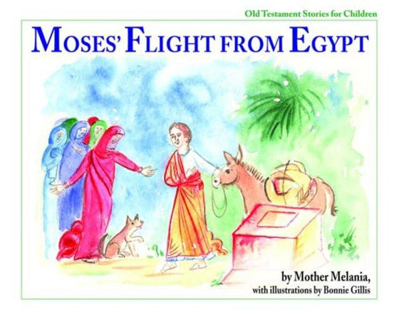 Moses' Flight from Egypt