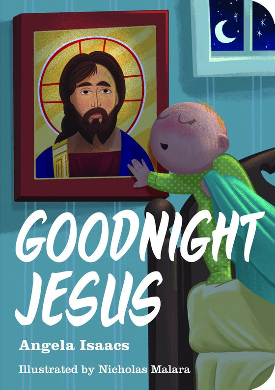 Goodnight Jesus (board book)