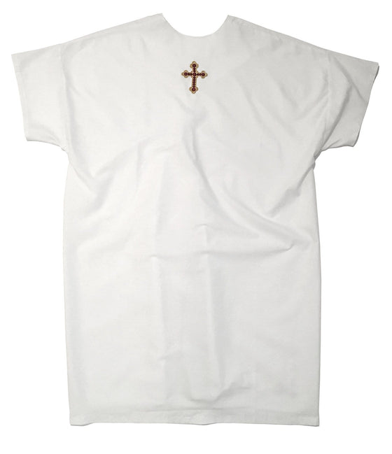 Adult Baptismal Gown (48in waist)