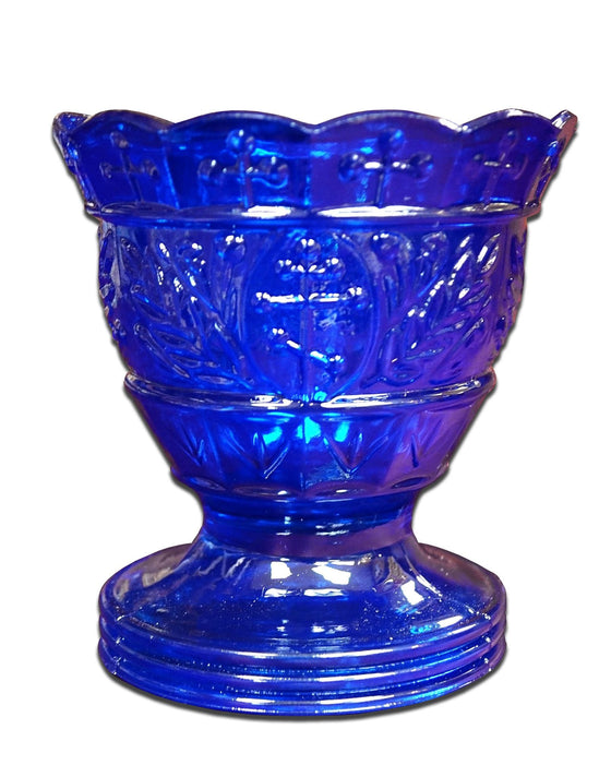 Royal Blue Vigil Lamp