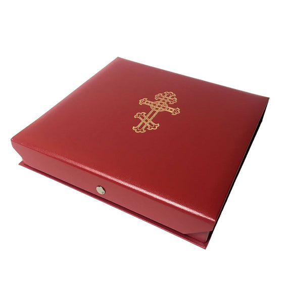 Storage Case for Priest Cross: Red (Double)