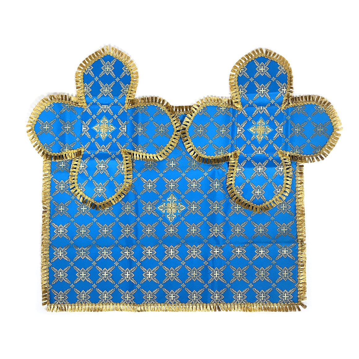 Chalice Cover & Aer Set: Blue