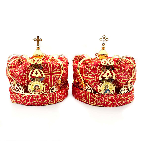 Crowns for the Order of Holy Matrimony