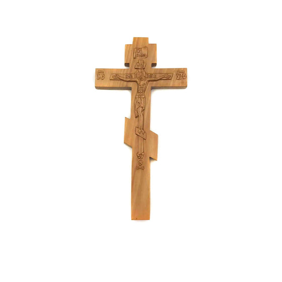 Blessing Cross: Poplar Wood (Small)