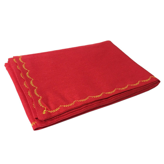 Communion Cloth: Embroidered