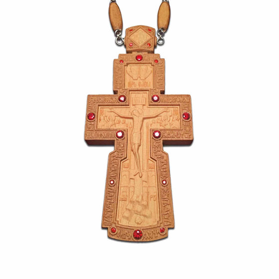 """Golgotha"" Jeweled Cross"