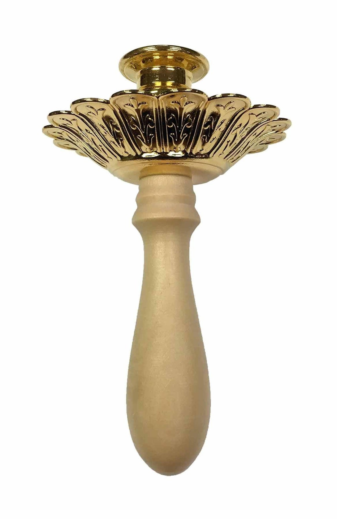 Handheld Candle Holder for Clergy