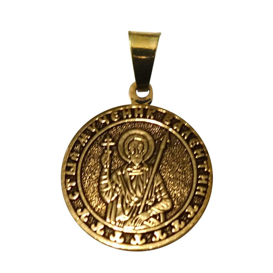 St. Valentine the Martyr Icon Pendant