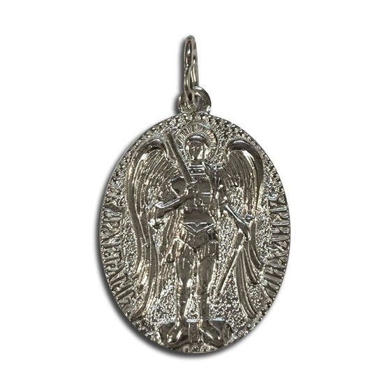 Archangel Michael Icon Pendant