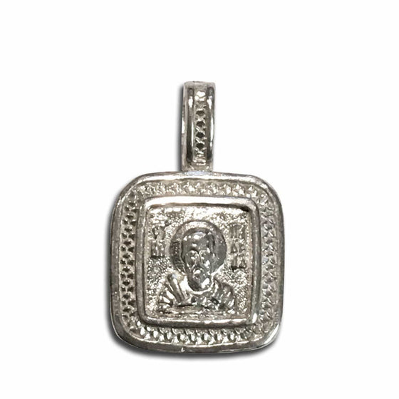 St. Paul & Guardian Angel Icon Pendant