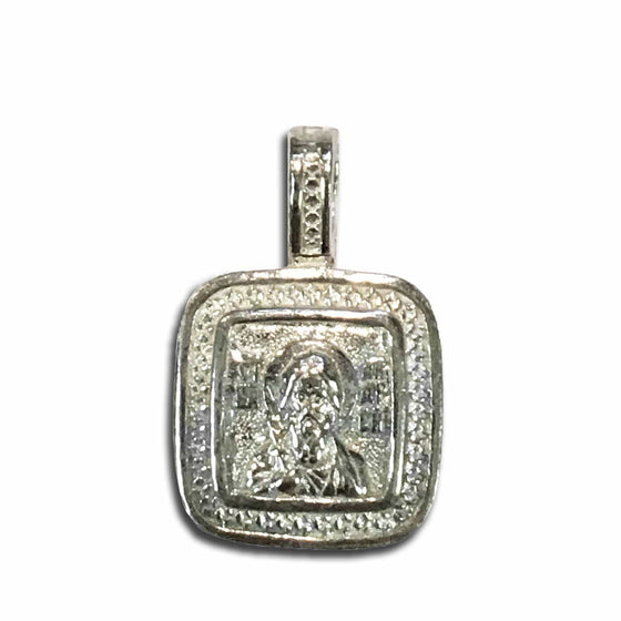 St. Andrew & Guardian Angel Icon Pendant