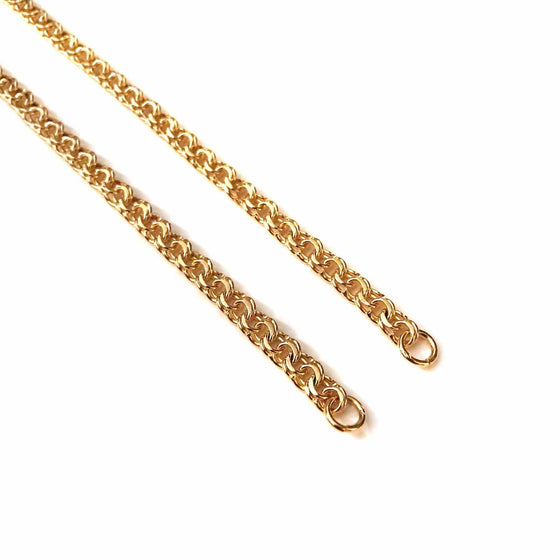 Priest Cross Chain: No. 2 (Gold-plated)