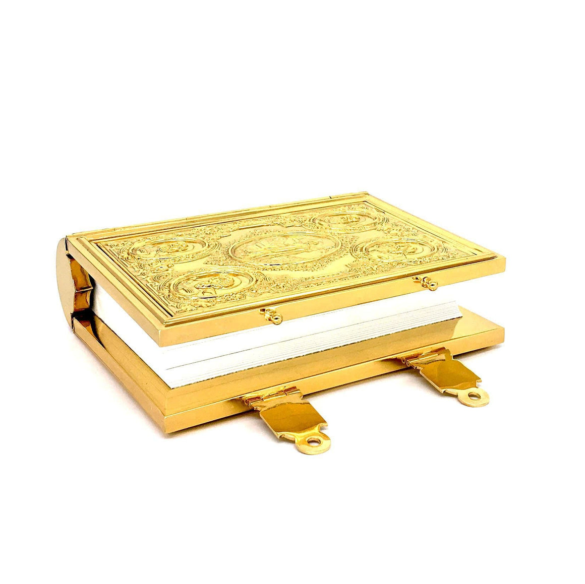 Church Service Gospel: Medium (gold-plated)