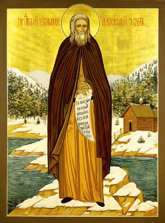 St. Herman of Alaska Icon