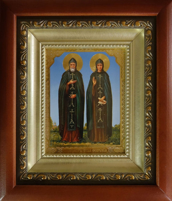 St. Peter & St. Fevronia Icon
