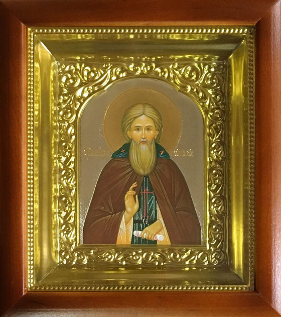 St. Sergius of Radonezh Icon