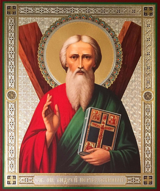 St. Andrew the Apostle Icon