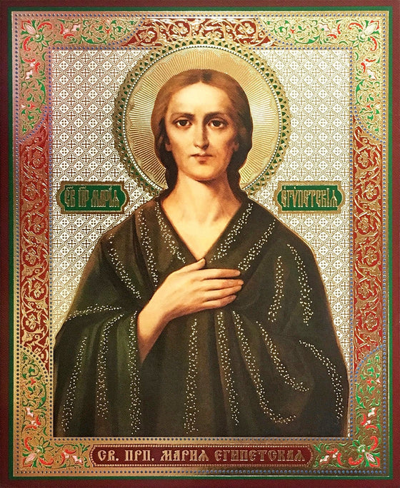 St. Mary of Egypt Icon