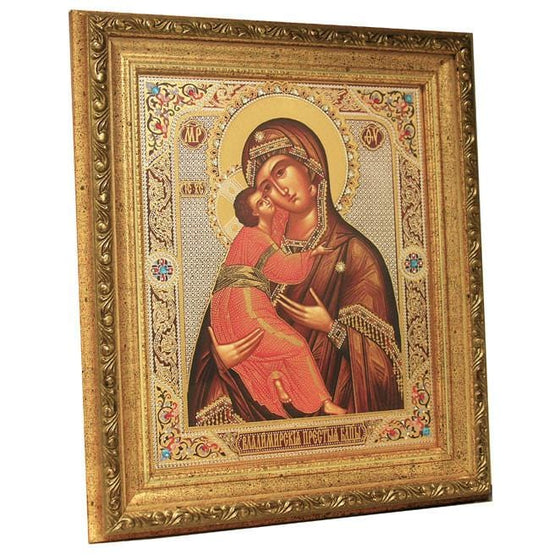 "Mother of God ""of Vladimir"" Icon"