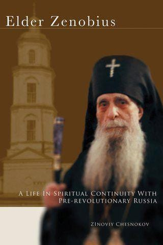 Elder Zenobius: A Life in Spiritual Continuity with Pre-Revolutionary Russia
