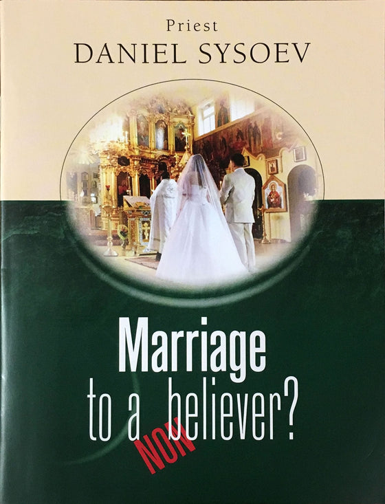 Marriage to a Nonbeliever?