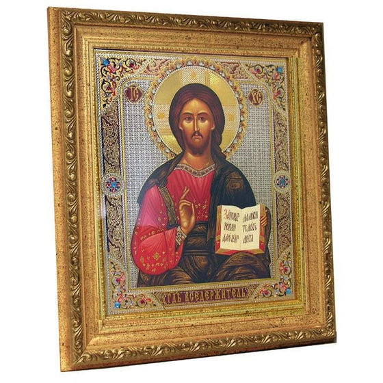 Christ Almighty Icon