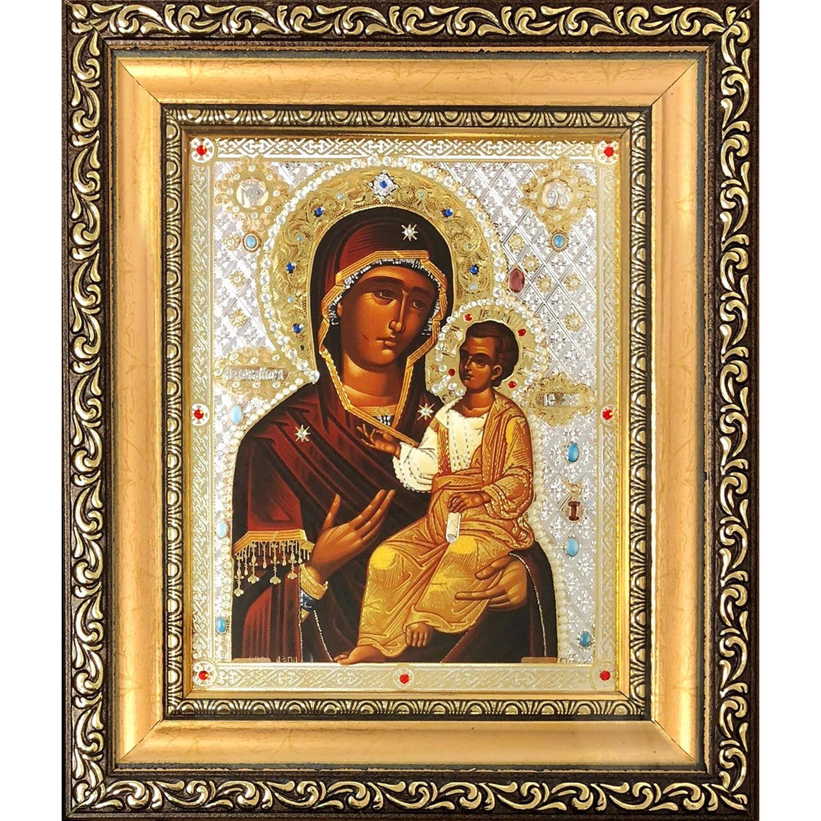 "Mother of God ""of Iveron"" Icon"