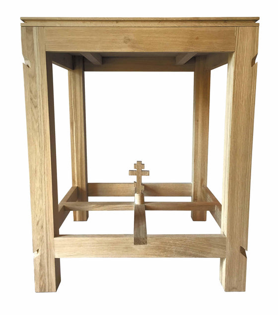 *Altar Table: Large Pine