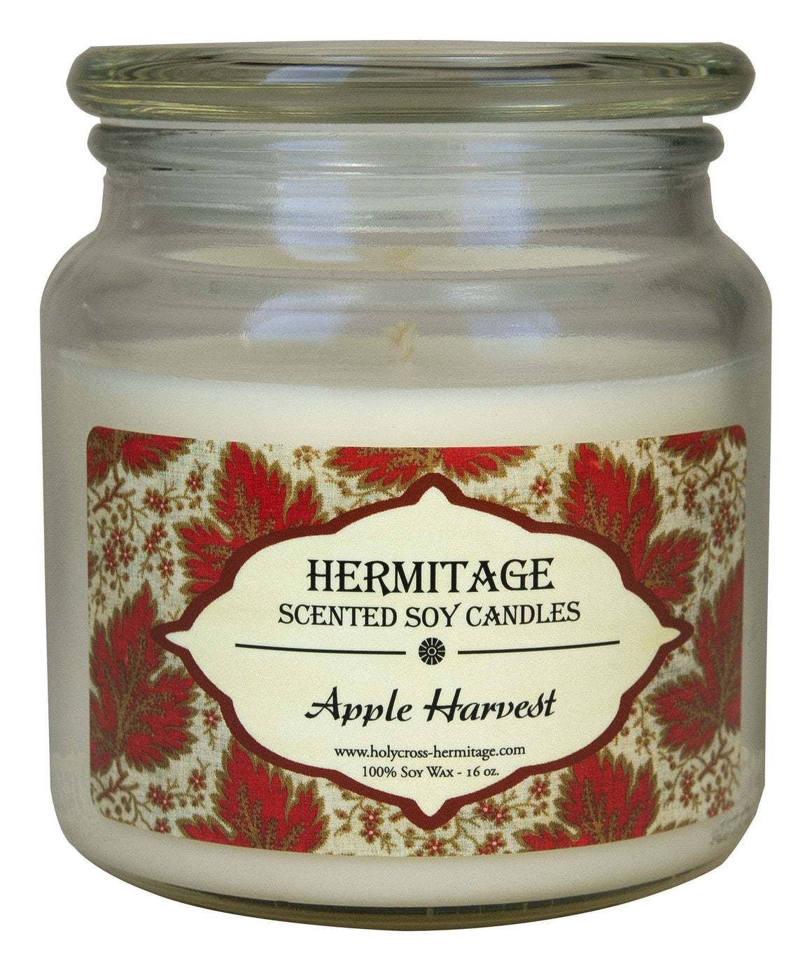 Soy Candle: Apple Harvest