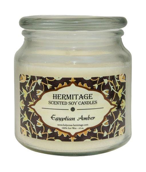 Soy Candle: Egyptian Amber